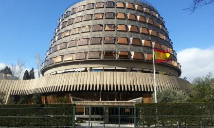Mal asunto: un magistrado del Tribunal Constitucional, denunciado por malos tratos