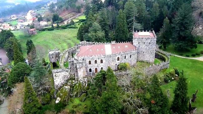 Soutomaior, el único concello de Galicia totalmente aislado