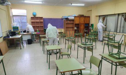 Comienza el curso escolar 2020/2021 con casi 200.000 alumnos en una primera entrada