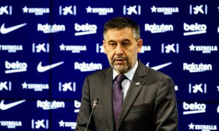 Josep María Bartomeu, ex-presidente del Barça, arrestado