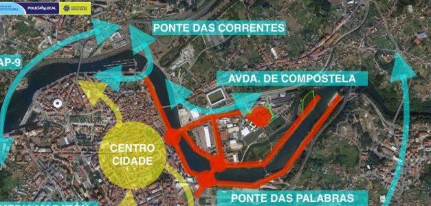 La Media Maratón de Pontevedra sirvió de «banco de pruebas» a la Xunta