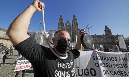 La hostelería de Galicia pide un plan de rescate