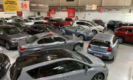 Buen momento para comprar coche. Los concesionarios tienen que aliviar stocks