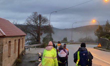 Los temporales endurecen la marcha de la Operación Rescate Hostelería