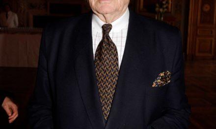 Murió Pierre Cardin