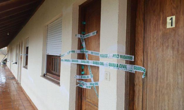 Crimen esclarecido en un hostal de Mondariz