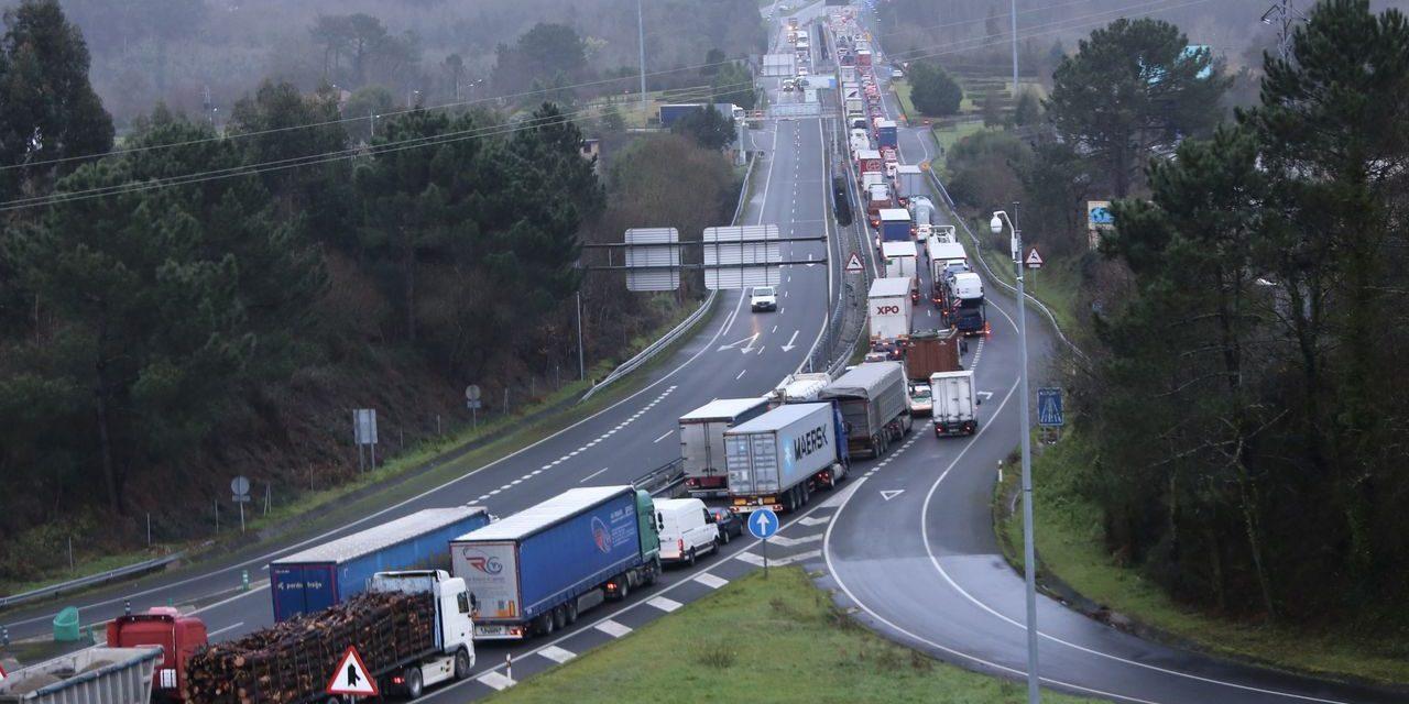 Se prolonga el cierre de fronteras de Portugal con Galicia hasta el 1 de marzo
