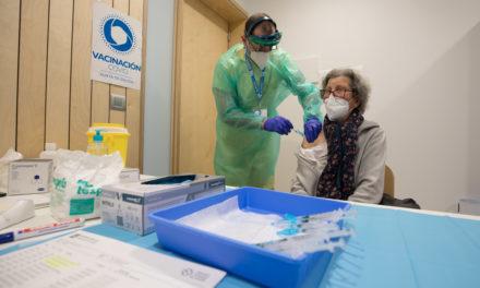 Se van estableciendo próximos turnos de vacunación