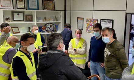 Trabajadores de «Ence» y auxiliares emplean «lucha combativa» contra Lores y su gobierno