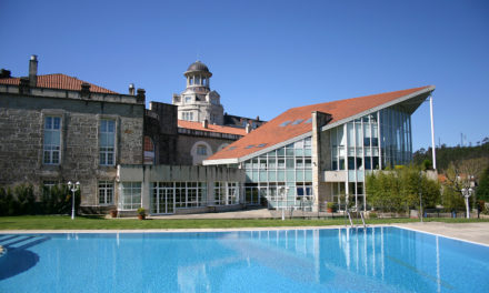 A la venta el Hotel Balneario de Móndariz