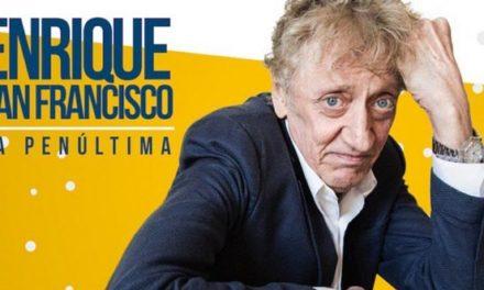 Murió el actor Quique San Francisco