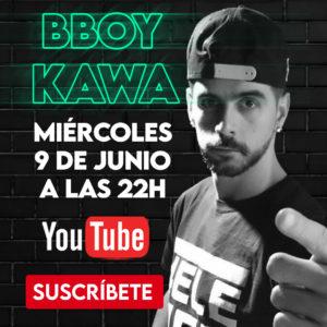 Breakdance Hip Hop con Bboy Kawa