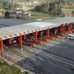 La rebaja de peajes de la AP9 entra en vigor el jueves