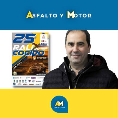 Entrevista Antonio Rodríguez Troitiño - Previa 25 Rali do Cocido