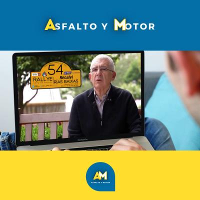 Fernando Mouriño 54 Rally de Rías Baixas