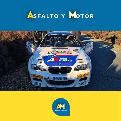 Entrevista a Jorge Pérez - BMW M3 E46 - Previo XXI Subida A Escusa