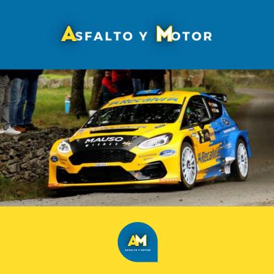 Óscar Palacio Ford Fiesta Rally2